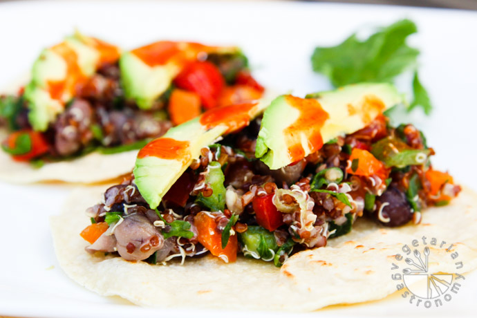 four-bean-quinoa-veggie-tacos-gluten-free-recipe