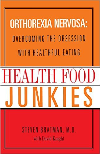 health food junkies - What should you eat for breakfast - Orthorexia Nervosa