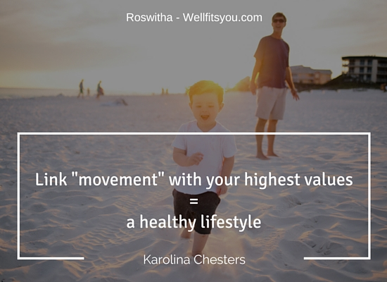 How To Appreciate Our body - Interview With Karolina Chesters-movement