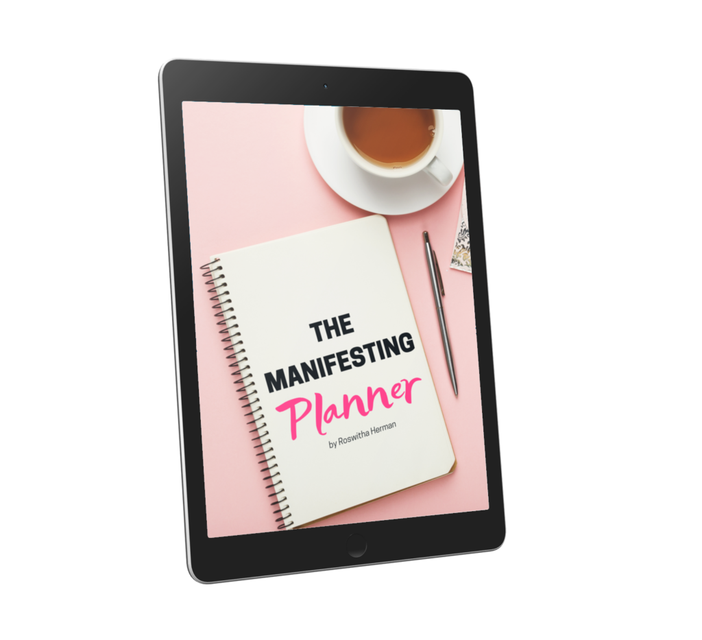 The Manifesting Planner by Roswitha Herman